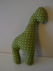 Girafe pouet